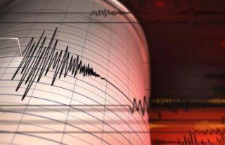 Ankara'da deprem