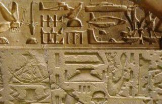 Antik Mısır'da helikopter izleri ve bazı cevaplar!