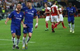 Avrupa Ligi'nin kralı Chelsea!