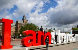 Hollanda'da turist korkusu