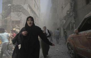 İdlib'de acı bilanço: 17 ölü, 35 yaralı