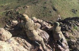 Irak'ta 2 asker şehit oldu