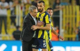 Mehmet Topal Fenerbahçe'den ayrılıyor