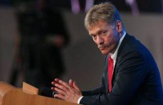 Rusya'dan May'in istifasına ilişkin yorum...