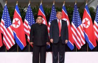 Trump'tan Kuzey Kore'ye: Nükleer silahlardan...