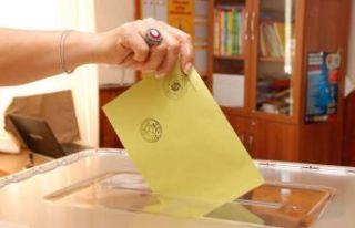 4 seçim bölgesi yarın sandık başına gidiyor
