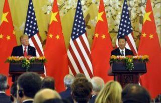 ABD ile Çin arasında telefon trafiği