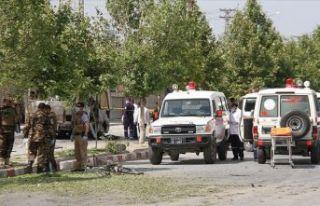 Afganistan'da dehşet çatışma: 15 ölü