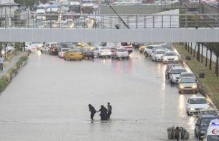 Ankara'da sel can aldı: 3 ölü
