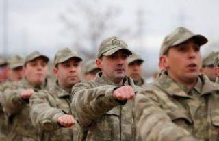 Askerlik sisteminde yeni gelişme