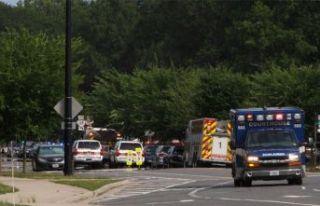 Belediye binasına saldırı: 12 ölü, 4 yaralı