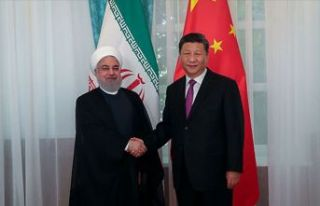Çin'den ABD'ye karşı İran'a destek!