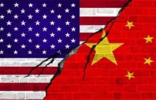 Çin'den uyarı: ABD'ye gitmeyin!