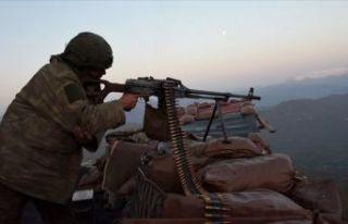 Diyarbakır'da 2 PKK'lı terörist etkisiz...