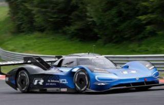 Elektrikli araçtan hız rekoru!
