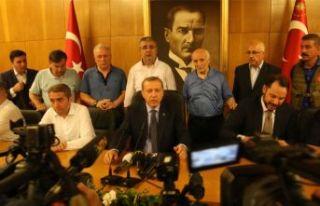 Erdoğan'a 15 Temmuz gecesi suikast itirafı!