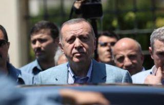 Erdoğan'dan 23 Haziran uyarısı
