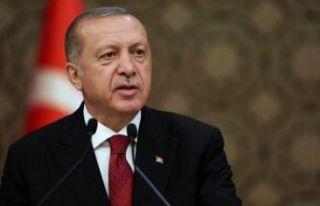 Erdoğan'dan Tacikistan ziyareti