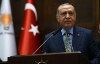 Erdoğan: Milli irade tecelli etti