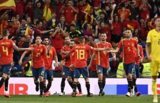 EURO 2020'de gecenin sonuçları