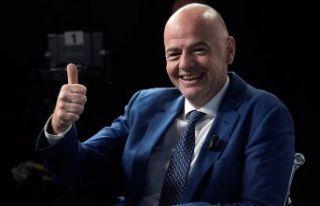 FIFA'da Infantino dönemi devam ediyor
