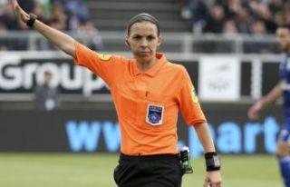Fransa Ligi'nde bir ilk!