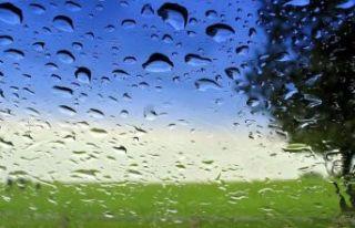 Haziranda yağış patlaması: Yüzde 43 arttı