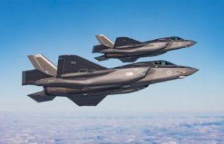 İngiliz F-35'leri Suriye ve Irak'ta görevde