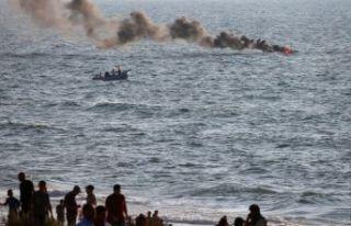 İsrail'den Gazze'ye abluka