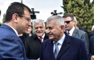 İstanbul adayları bayramlaştılar!