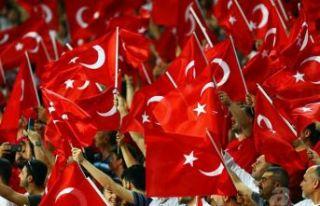 İzlanda - Türkiye maçının ilk 11'leri belli...