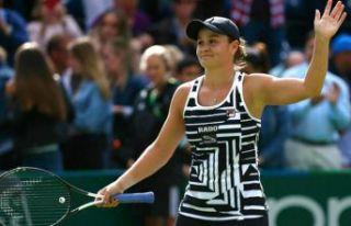 Kadın tenisinin yeni kraliçesi Barty
