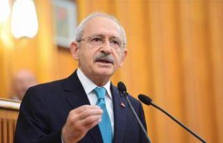 Kılıçdaroğlu'ndan 'işsizlik' vurgusu