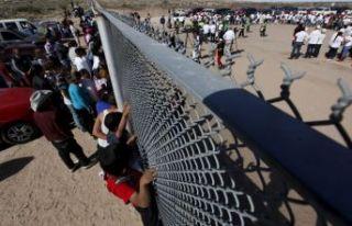 Meksika'da yasa dışı göçmen akışına engel