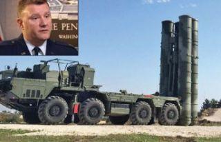 Pentagon: Türkiye S-400'lerden vazgeçerse...