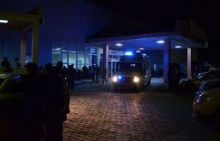 PKK'lı teröristler işçilere saldırdı: 2...