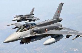PKK'ya bir darbe daha! Hedefler vuruldu