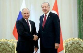 Putin'den övgüler: Delikanlı gibi...