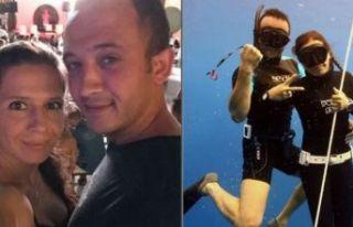 Rekortmen dalışçının eşi 12 saat sonra kurtarıldı