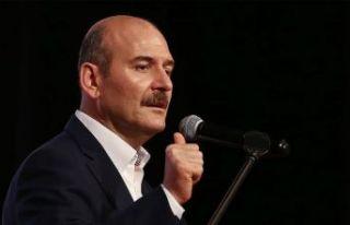 Soylu'dan İmamoğlu'na PKK çıkışı!