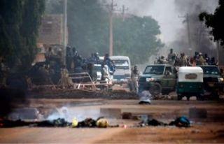 Sudan saldırılarında 'ordu' itirafı
