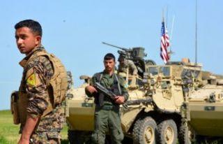 Suudi Bakan, YPG/PKK'ya destek istedi