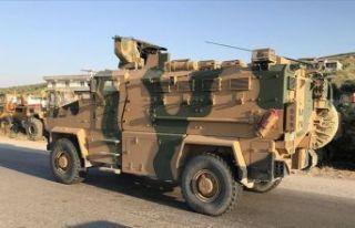 TSK'dan Suriye sınırına sevkiyat