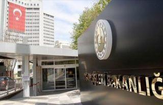 Türkiye'den Rum Yönetimine sert tepki