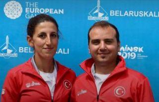 Türkiye'ye ilk madalya okçuluktan