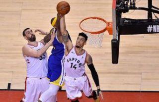Warriors pes etmedi, ikinci galibiyetini aldı!