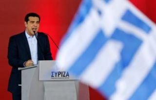 Yunanistan'da erken seçim rüzgarları