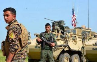 ABD'den Danimarka'ya skandal 'YPG'...