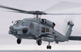 ABD, Yunanistan'a helikopter satacak