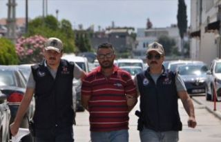 Adana'da polis katili yakalandı!